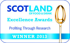 Scotland Food and Drink, Excellence Awards, Profiting Through Research, healthy eating, Pulsetta, gluten free