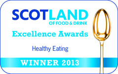 Scotland Food and Drink, Excellence Awards, Healthy Eating, Pulsetta, gluten free